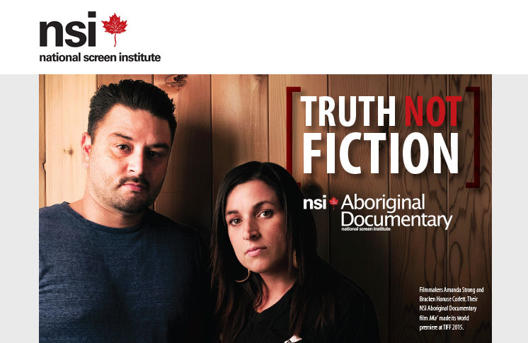 APPLY NOW FOR NSI ABORIGINAL DOCUMENTARY, DEADLINE NOV. 2