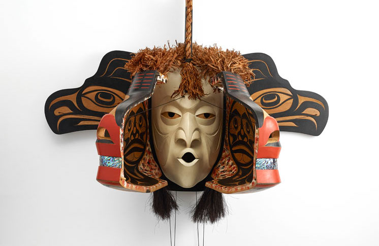 CONTEMPORARY NORTHWEST COAST ART IS TRANSFORMING SPIRITS FOR THE MCMICHAEL CANADIAN ART COLLECTION