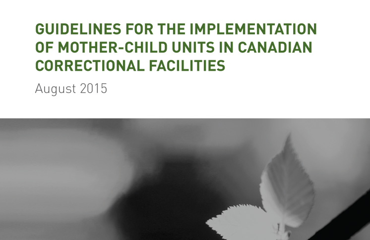 ADVANCING THE RIGHTS OF INCARCERATED WOMEN, MOTHERS AND THEIR CHILDREN