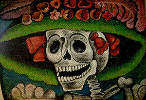 The Iconic La Calavera Catrina