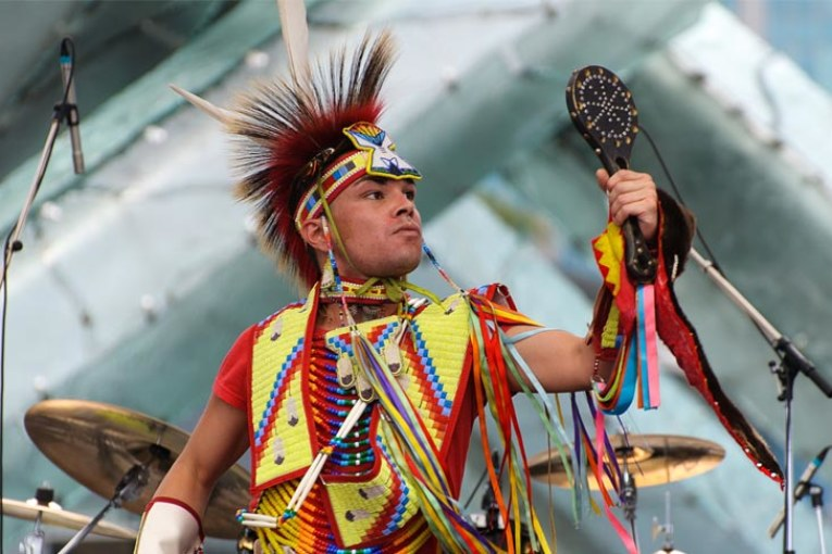A FIRST NATIONS TAKE ON THANKSGIVING: YOU'RE WELCOME WEEKEND
