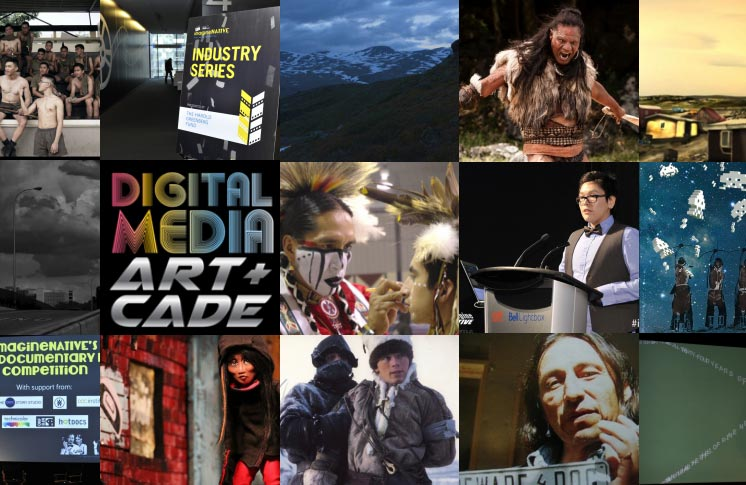 DAY 2 OF IMAGINENATIVE | DIGITAL MEDIA SHOWCASE + LAWRENCE MAKOARE OF THE LORD OF THE RINGS