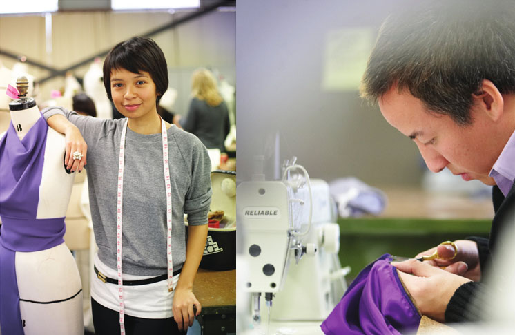 FREE FASHION TRAINING PROGRAM AT GEORGE BROWN COLLEGE
