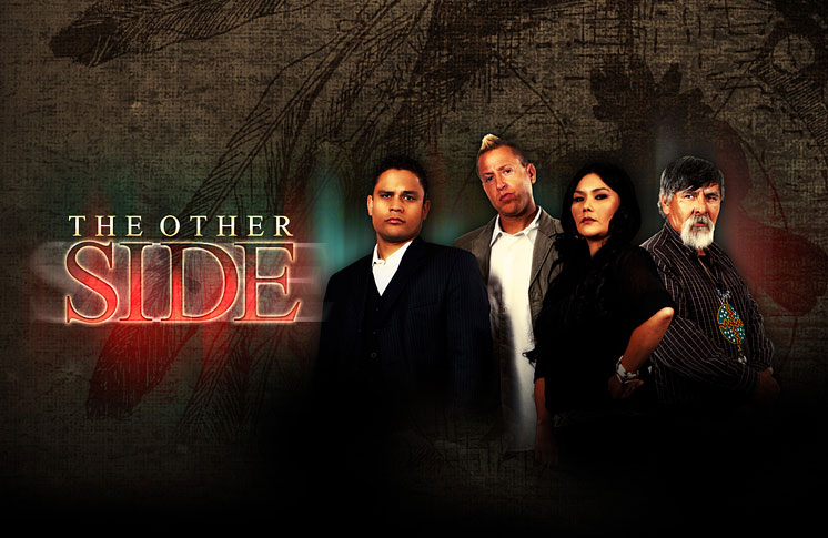 THE OTHER SIDE U2013 SEASON II PARANORMAL INVESTIGATION TV SERIES PREMIERES ON  HALLOWEEN