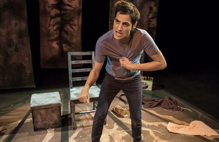 HUFF BY CLIFF CARDINAL – LAST CHANCE! THIS RUNAWAY HIT CLOSES SUNDAY