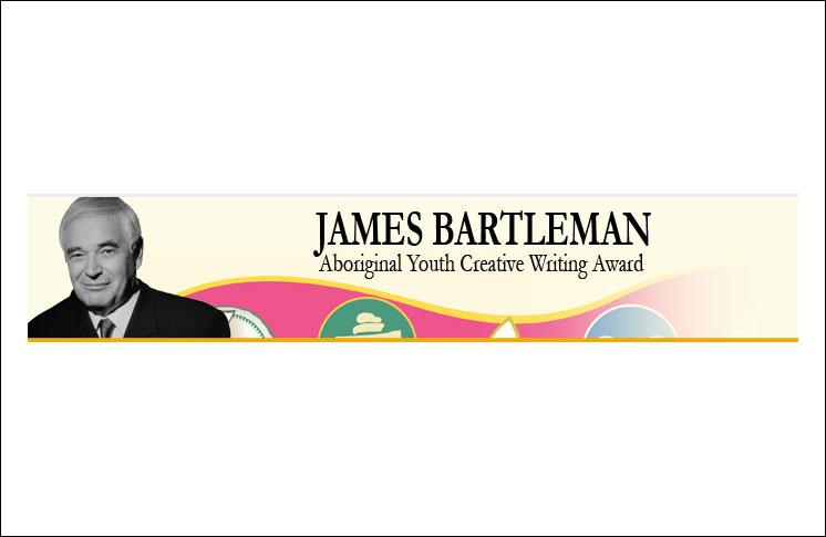 YOUNG ABORIGINAL WRITERS RECEIVE JAMES BARTLEMAN AWARD