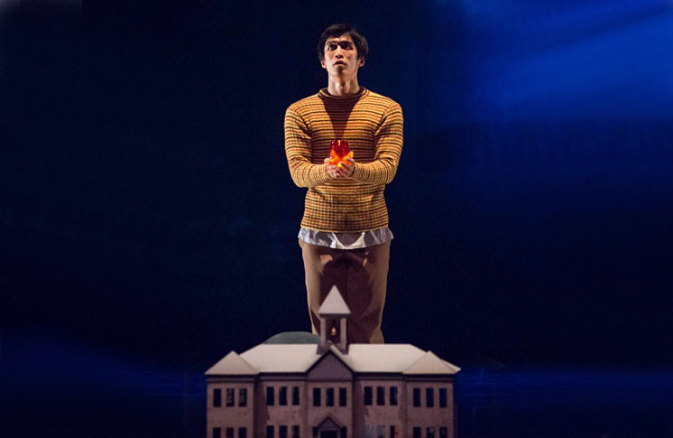 ROYAL WINNIPEG BALLET PRESENTS GOING HOME STAR – TRUTH AND RECONCILIATION @ SONY CENTRE FEBRUARY 2016