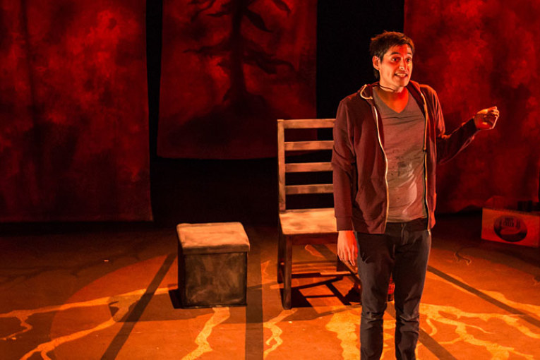 CAPTIVATING PLAYWRIGHT CLIFF CARDINAL TAKES TORONTO AUDIENCES BY STORM