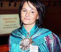 Anne Lajla Utsi (Sámi)   Image Source: www.altaposten.no