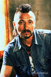 Promo Film Still of John Trudell in Thunderheart