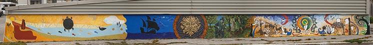 Neighbourhood of Nations Mural