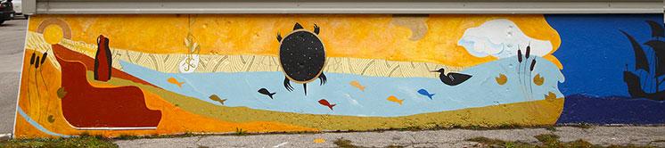 Greetings To The Natural World - Catherine Tammaro