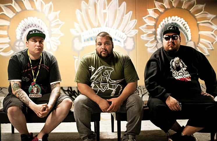 A TRIBE CALLED RED: NEW VIDEO, NEW TRACK AND NEWS FROM AUSTRALIA!