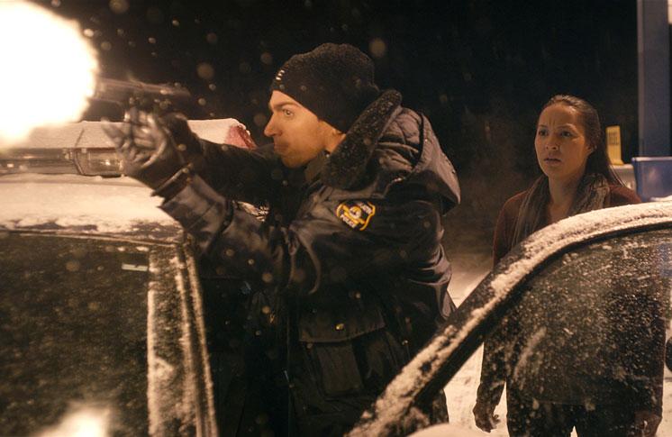 THE CANADIAN MOVIE ''LE DEP'' REPRESENTS THE ABORIGINAL CULTURE INTERNATIONALLY!