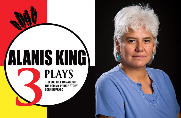 ALANIS KING'S '3 PLAYS' BOOK LAUNCHED AND REVIEWED