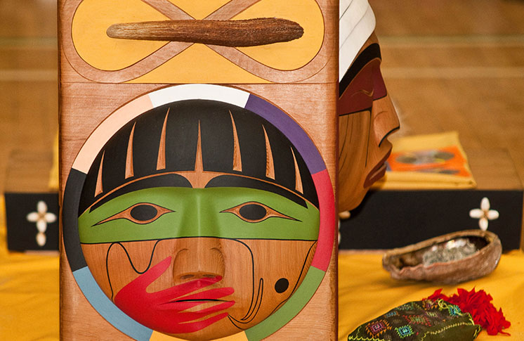 JOURNEY TO RECONCILIATION INSPIRED BY INDIGENOUS ARTISTS