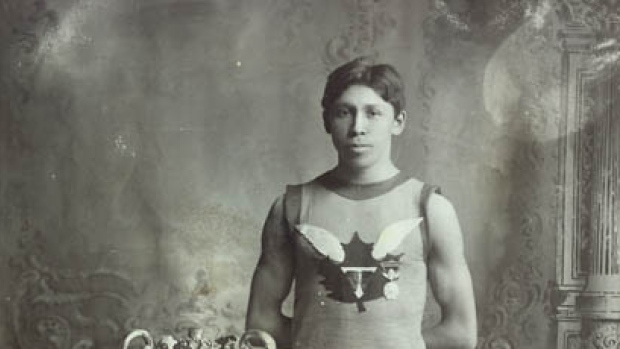 Tom Longboat | Image source: cbc.ca
