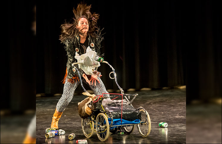 COMPELLING INDIGENOUS DANCE AND THEATRE PRODUCTIONS