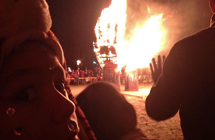 RED PEPPER WINTER SOLSTICE: NEW LIGHT ON THE DARKEST NIGHT