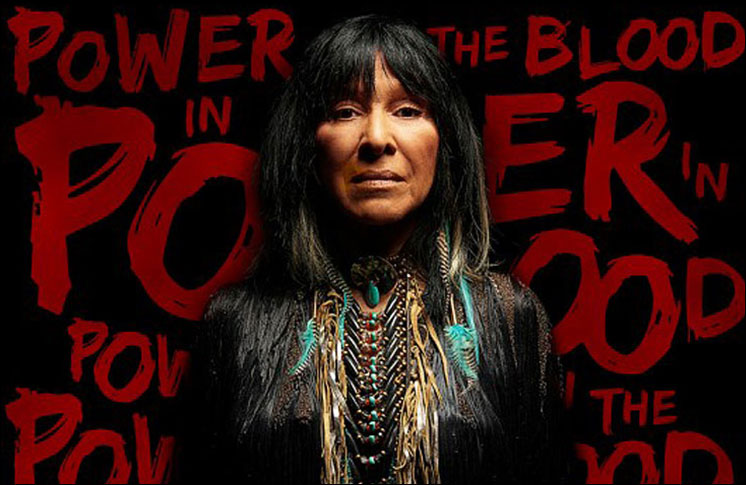 Cover of Power In The Blood