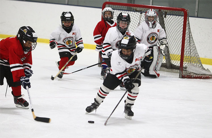ABORIGINAL YOUTH HOCKEY EQUIPMENT DRIVE