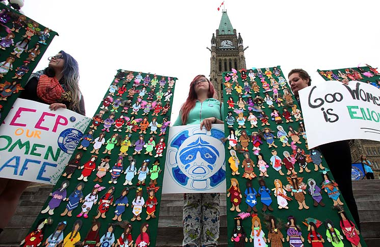INVITATION TO A MEETING WITH MINISTERS TO DESIGN AN INQUIRY ON MISSING AND MURDERED INDIGENOUS WOMEN AND GIRLS