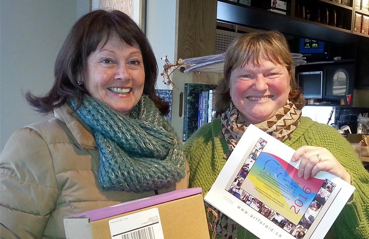 THE ART FOR AID PROJECT: AN INFUSION OF FUNDING FOR THE KITIGANIK SCHOOL