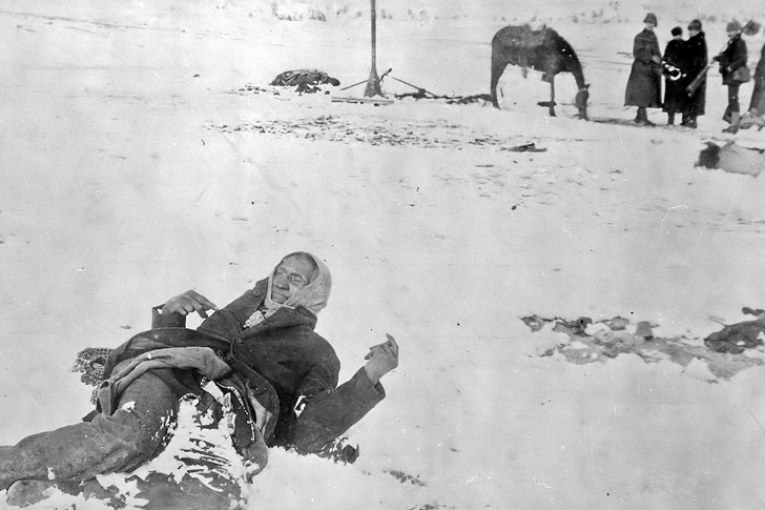 REMEMBERING WOUNDED KNEE 125 YEARS LATER: AMERICA WAS NOT GREAT THEN