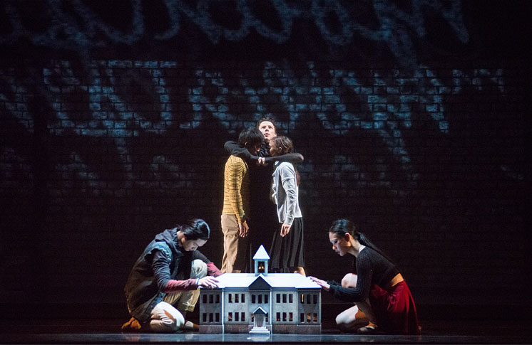 Canada's Royal Winnipeg Ballet brings GOING HOME STAR – TRUTH AND RECONCILIATION to the Sony Centre!