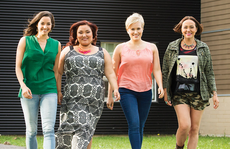 APTN & REZOLUTION PICTURES' SERIES MOHAWK GIRLS NOMINATED FOR 4 CANADIAN SCREEN AWARDS