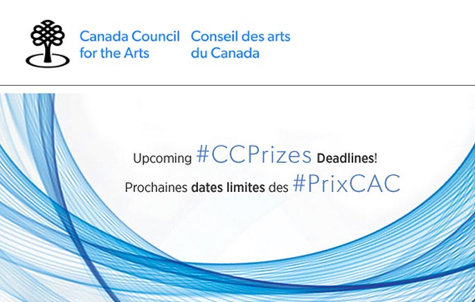 CALL FOR APPLICATIONS | CANADA COUNCIL FOR THE ARTS