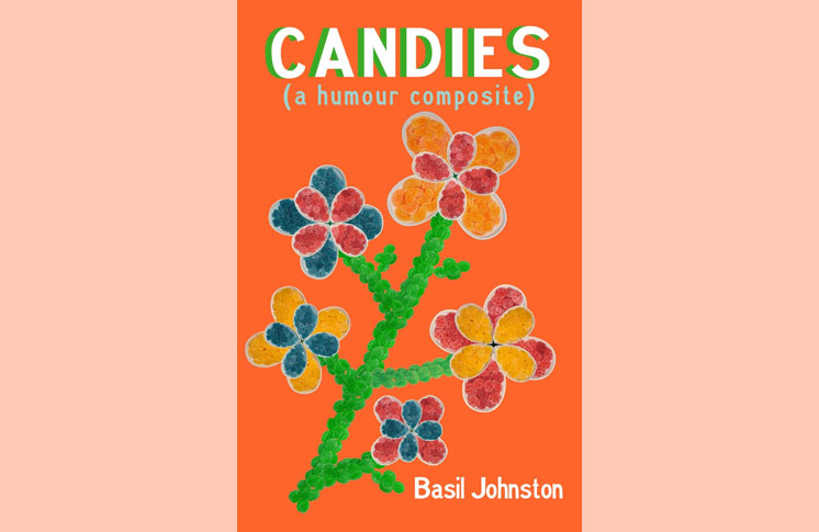 NEWS RELEASE: BASIL JOHNSTON'S FIRST COMEDIC BOOK IN DECADES