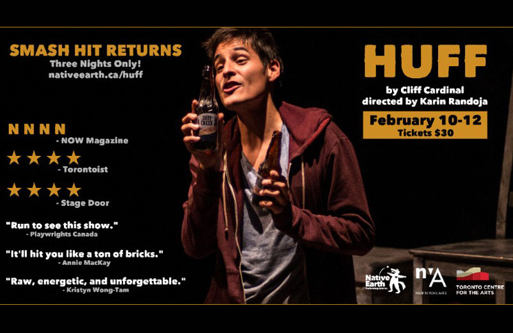 HUFF Tickets Are Going Fast!