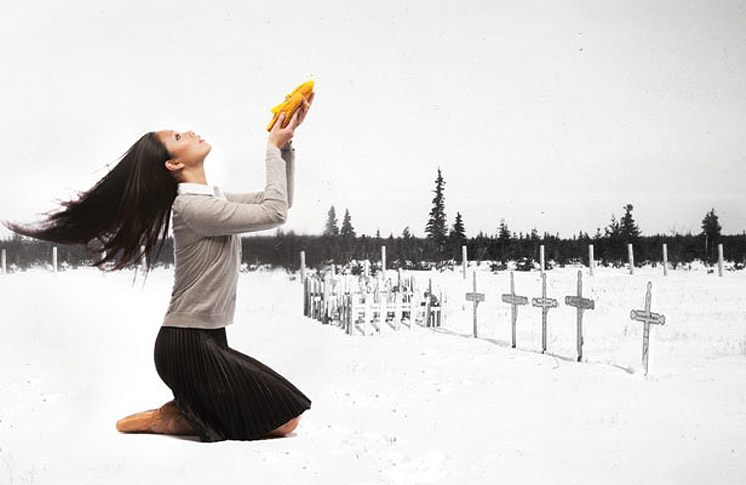 ROYAL WINNIPEG BALLET PROVIDES FREE TICKETS FOR RESIDENTIAL SCHOOL SURVIVORS TO TORONTO PREMIERE OF GOING HOME STAR – TRUTH AND RECONCILIATION