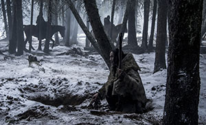 Duane Howard as Elk Dog in The Revenant