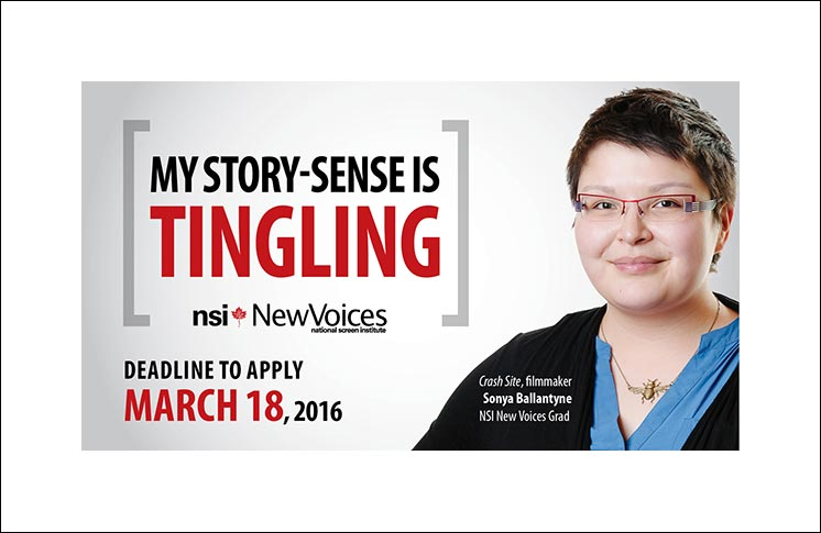 APPLY NOW FOR NSI NEW VOICES
