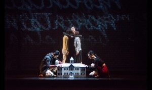 RWB Company dancers in Going Home Star