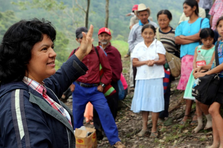 THE EAGLE AND THE CONDOR: JUSTICE FOR BERTA CÁCERES