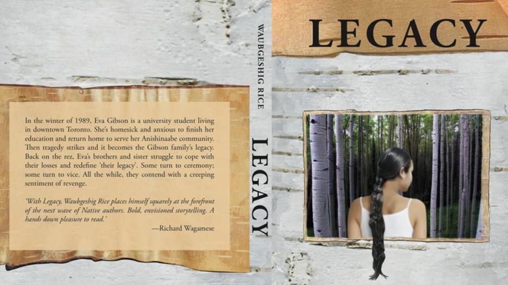 Legacy by Waubgeshig Rice
