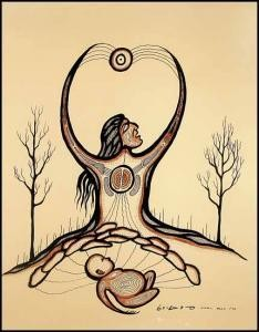 Mother Earth by Ray Carl