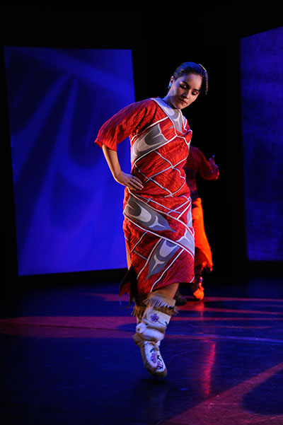 Flicker by the Dancers of Damelahamid