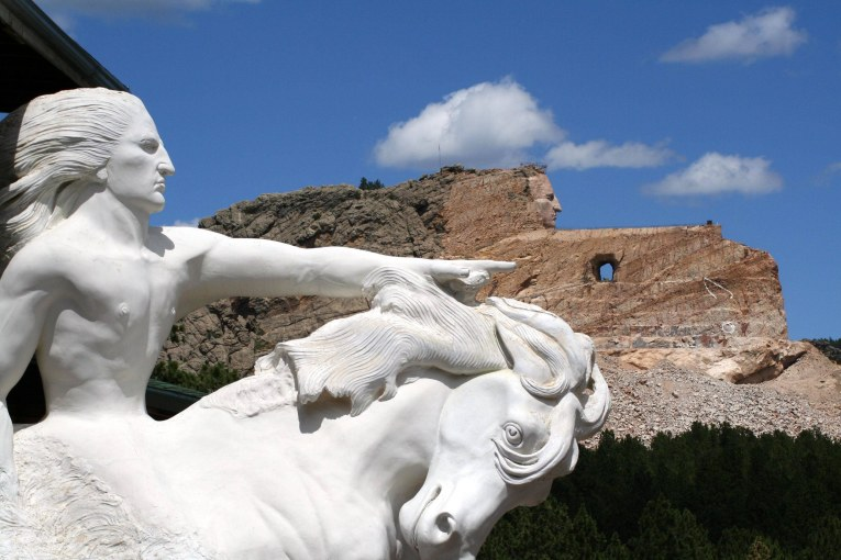 CRAZY HORSE MEMORIAL: HONOUR OR INSULT?