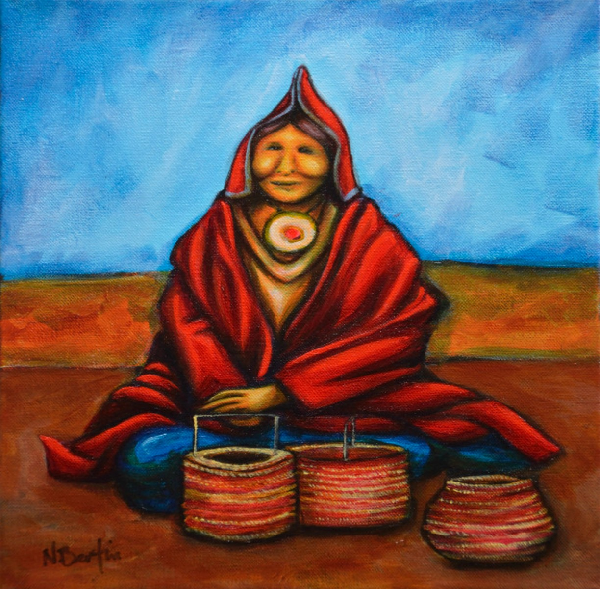 THE RESILIENCE OF INDIGENOUS WOMEN AT BEARCLAW GALLERY