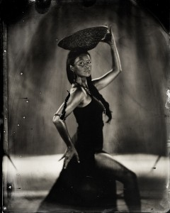 Talking Tintype: Rulan Tangen, Director, Dancing Earth, Contemporary Indigenous Dance Creations by Will Wilson