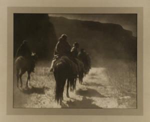 Vanishing Race by Edward Curtis