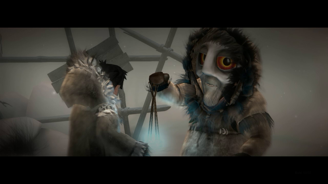 Image from video game Never Alone