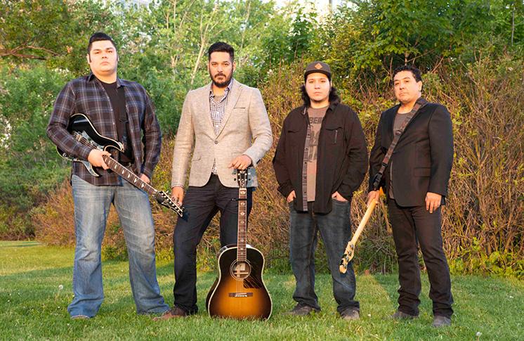 NORTHERN ONTARIO ROCKERS AT CANADIAN MUSIC WEEK!