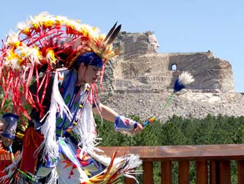 Native American Day at the Crazy Horse Monument