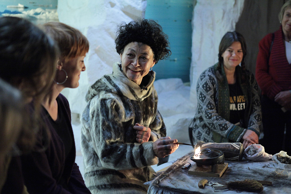 imagineNATIVE Film + Media Arts Festival: Opening and Closing Night Films Angry Inuk and Bonfire