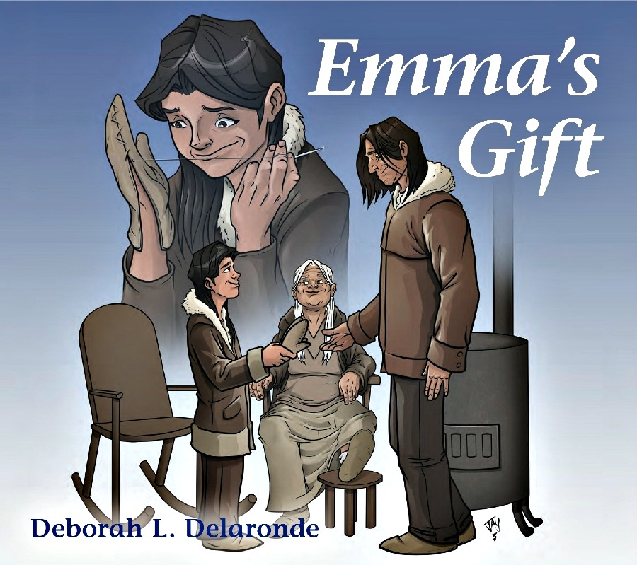 Cover of Emma's Gift | Image source: Kegedonce